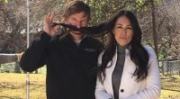 Chip and Joanna Gaines on HGTV's Fixer Upper - Source: Instagram