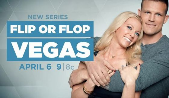 Flip Or Flop Vegas on HGTV