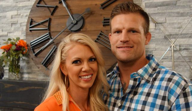 Bristol and Aubrey Marunde on Flip Or Flop Vegas - Courtesy of HGTV