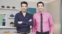 Property Brothers - Jonathan and Drew Scott - Source: Instagram