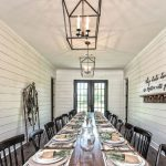 Barndominium - dining room - Source: VRBO