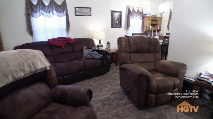 Living room before hg fandom for The living room season 5 episode 10