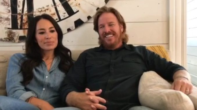 Chip and Joanna Gaines announce end of Fixer Upper