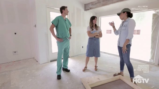 Fixer Upper Recap Season 5 Episode 6 - Flip House to Family Project