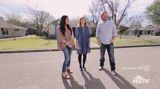 Fixer Upper Recap Season 5 Episode 7 New Chapter New House Hg