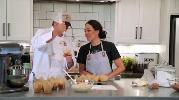 Fixer Upper Season 4 Episode 11 Joanna and Chip Bake