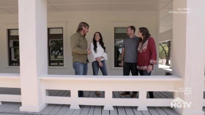 Fixer Upper Recap Season 5 Episode 16 - From City Life in Pakistan to a Farmhouse in Waco