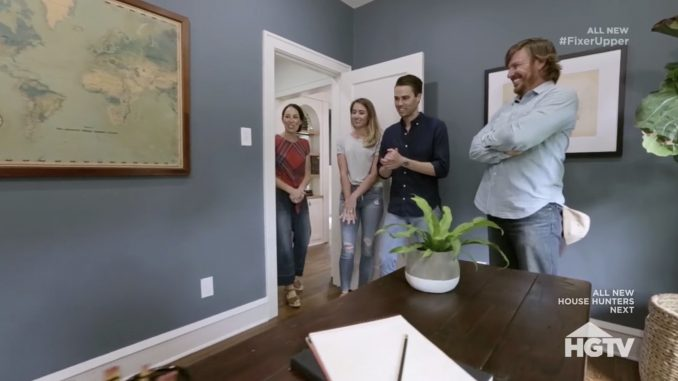 Fixer Upper Behind the Design Recap Season 1 Episode 2 - The Lunar Lander
