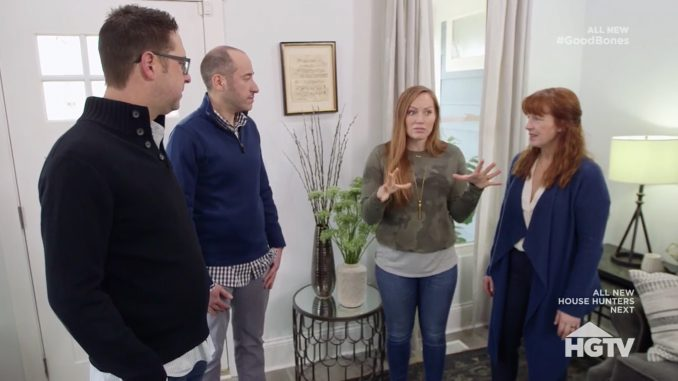 Good Bones Recap: Season 3 Episode 4 - Outdated Townhome Gets Funky Facelift