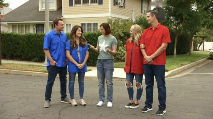 Trading Spaces Recap Season 9 Episode 4 - A Surprise in the Truck