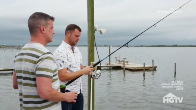 House Hunters Recap: Palace with a Pier