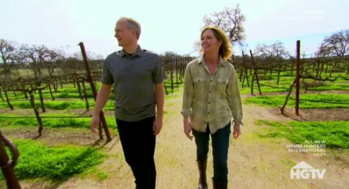 House Hunters Recap: Grape Adventure in Northern California