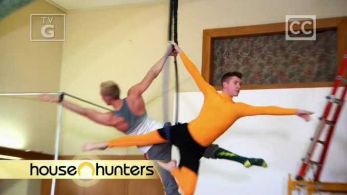House Hunters Recap: High Flying in Wichita