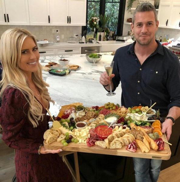 Christina El Moussa and Ant Anstead Get Married