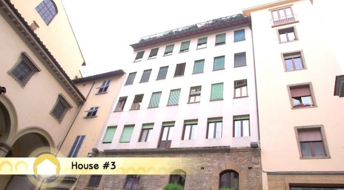 House Hunters International Recap - Getting It All in Florence