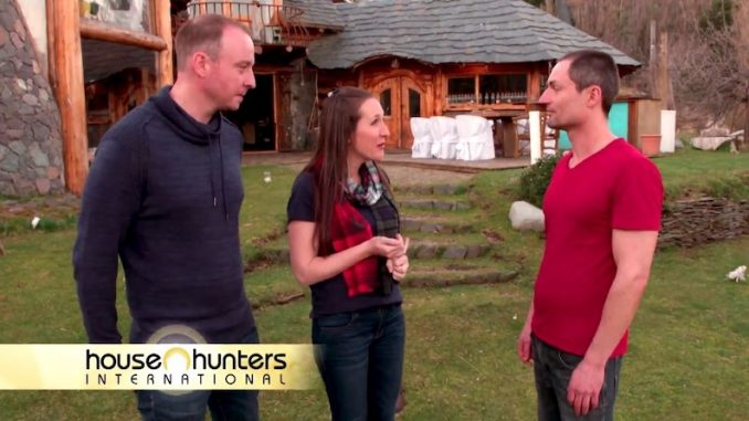 House Hunters International Recap - Reuniting in Bariloche