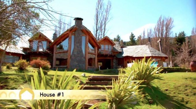 House Hunters International Recap - Reuniting in Bariloche - House 1
