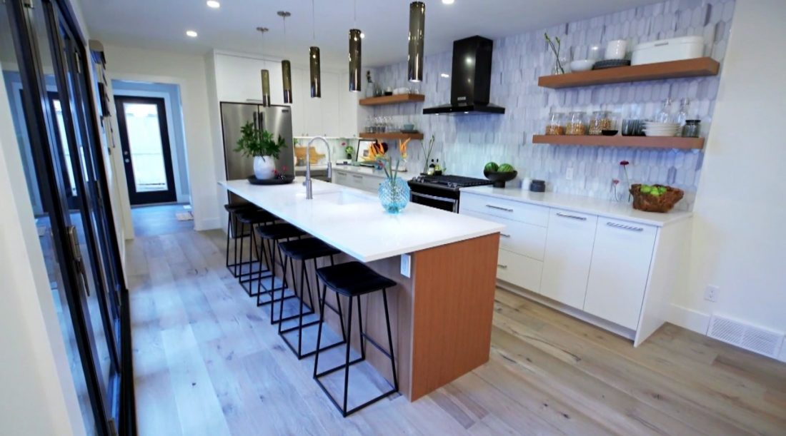 After – Kitchen