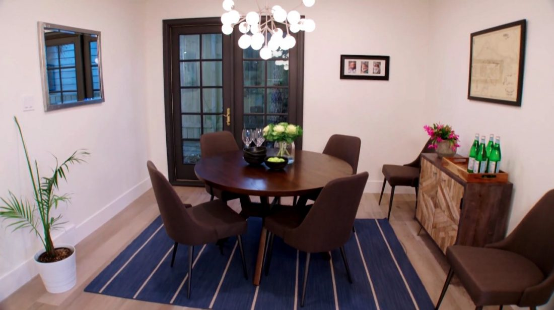 After – Dining Room