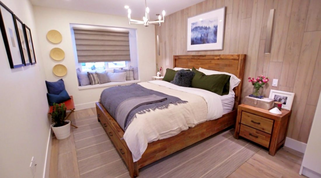 After – Master Bedroom Suite
